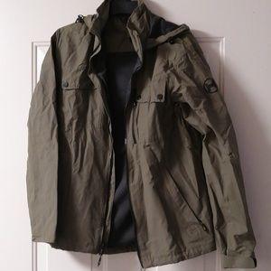 Hawke & Co jacket size Small  Color british tan